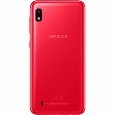 Зображення Смартфон Samsung Galaxy A 10 Red (A 105 F) - зображення 4
