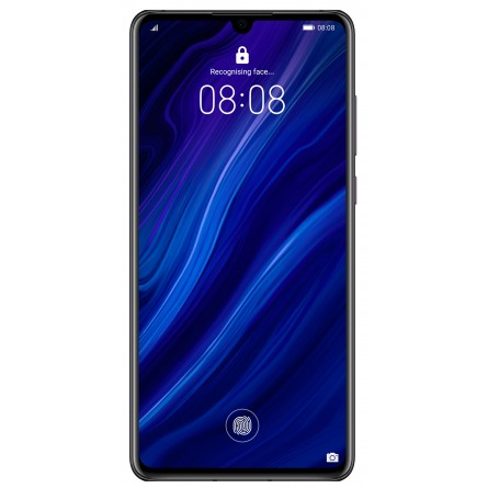 Зображення Смартфон Huawei P 30 6/128 Gb Black - зображення 6