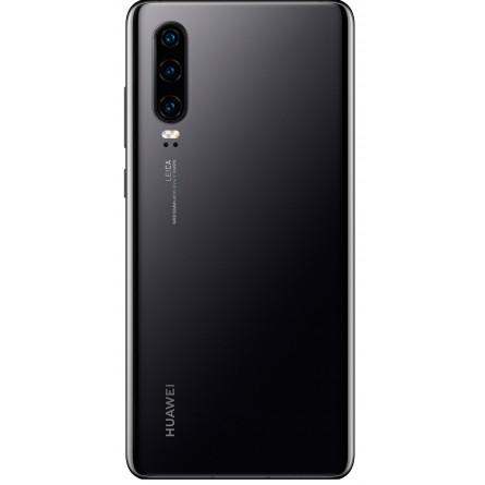 Зображення Смартфон Huawei P 30 6/128 Gb Black - зображення 3