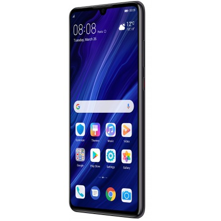 Зображення Смартфон Huawei P 30 6/128 Gb Black - зображення 5