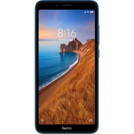 Зображення Смартфон Xiaomi Redmi 7 A 2/32 Gb Gem Blue - зображення 4