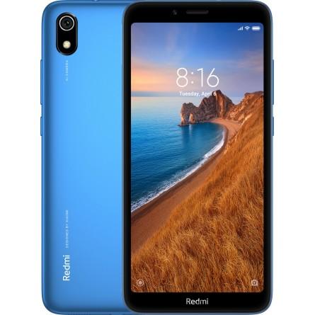 Изображение Смартфон Xiaomi Redmi 7 A 2/16 Gb Blue - изображение 1