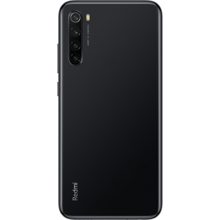 Зображення Смартфон Xiaomi Redmi Note 8 4/64 Gb Black - зображення 3
