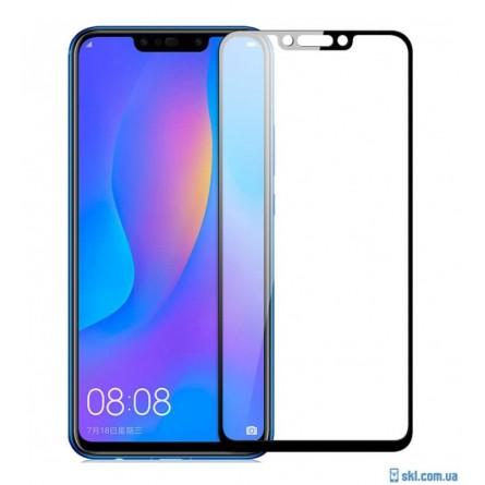 Зображення Захисне скло C Huawei P Smart Plus 3D Black - зображення 1
