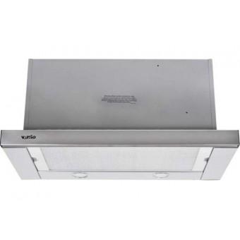 Изображение Вытяжки Ventolux Garda 60 Inox 1100 SMD LED