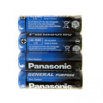 Зображення Батарейки Panasonic R 06 BER комплект 16 шт