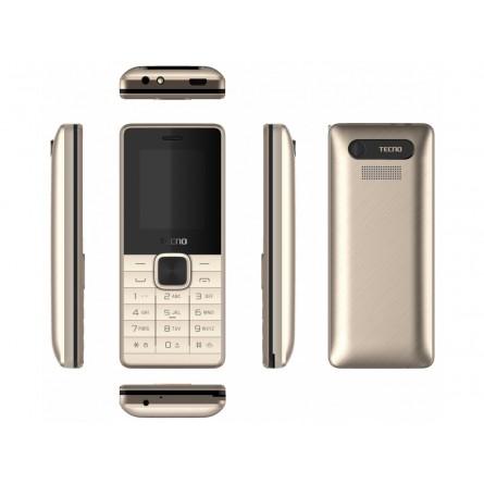 Изображение Мобильный телефон Tecno T 349 Gold - изображение 2