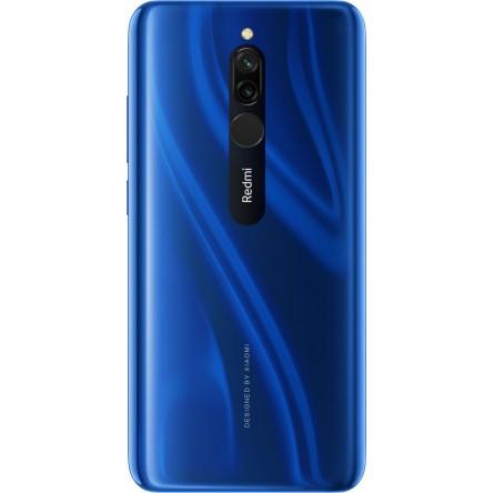 Зображення Смартфон Xiaomi Redmi 8 4/64 Gb Sapphire Blue - зображення 3