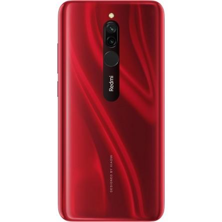 Изображение Смартфон Xiaomi Redmi 8 3/32 Gb Red - изображение 6