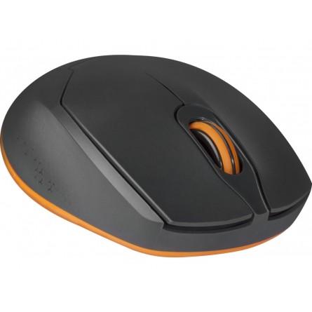 Изображение комп. миша Defender MB 865 Gray orange - изображение 2