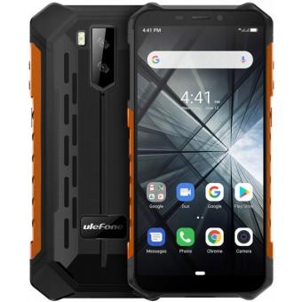 Зображення Смартфон Ulefone Armor X 5 Black Orange
