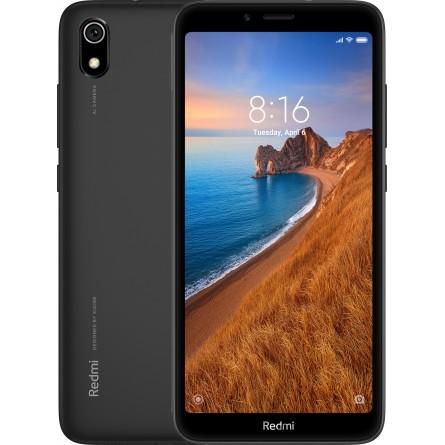 Изображение Смартфон Xiaomi Redmi 7 A 2/32 Gb Matte Black - изображение 1