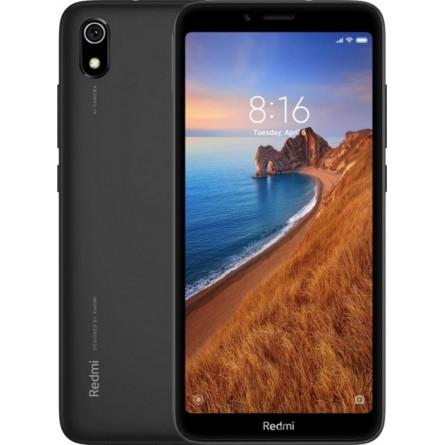 Изображение Смартфон Xiaomi Redmi 7 A 2/32 Gb Matte Black - изображение 2
