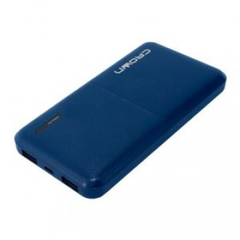 Изображение Мобильная батарея Crown CMPB 604 Blue 10000 mAh