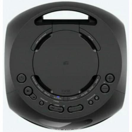 Изображение Акустическая система Sony MHC V 02 Black - изображение 3