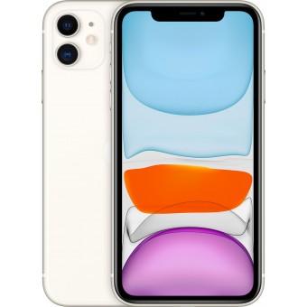 Зображення Смартфон Apple iPhone 11 64Gb White