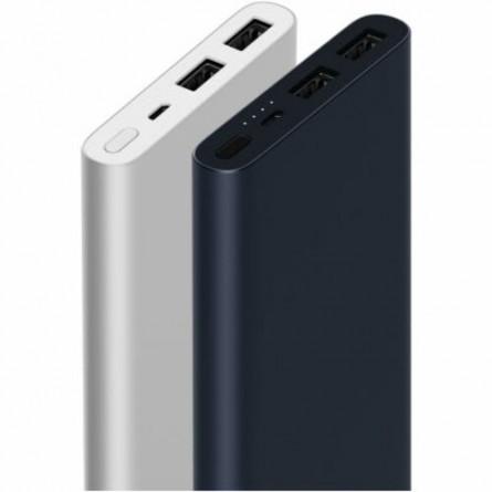 Изображение Мобильная батарея Xiaomi VXN 4228 CN 10000 mAh Silver - изображение 3