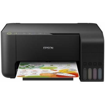 Зображення МФУ Epson L3150 c WiFi (C11CG86409)