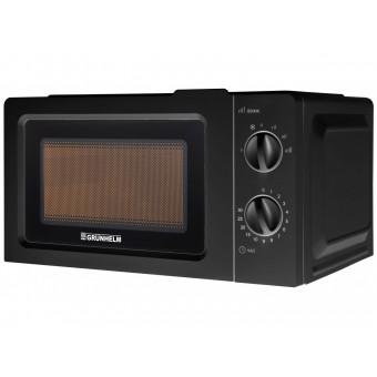 Зображення Мікрохвильова піч Grunhelm 20 MX 701 B