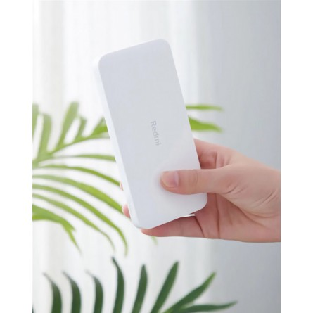 Изображение Мобильная батарея Xiaomi VXN 4266 CN 10000 mAh White - изображение 7