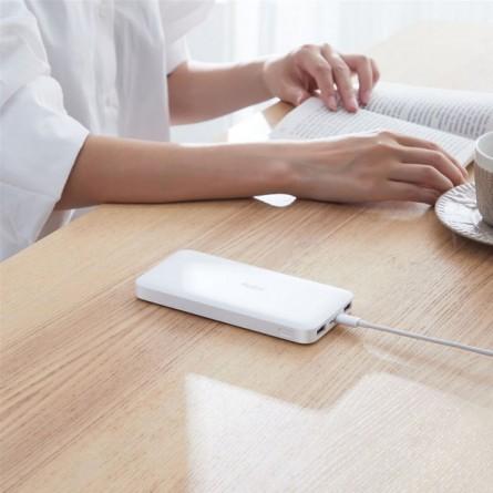 Изображение Мобильная батарея Xiaomi VXN 4266 CN 10000 mAh White - изображение 6