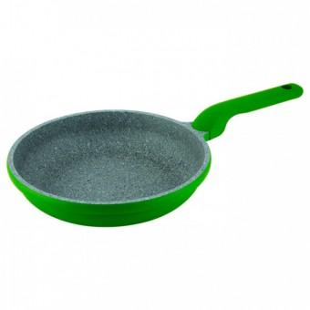 Зображення Сковорідка Con Brio CB 2826 зелена