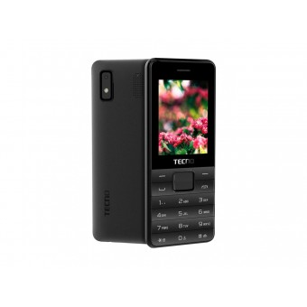 Зображення Мобільний телефон Tecno T372 TripleSIM Black