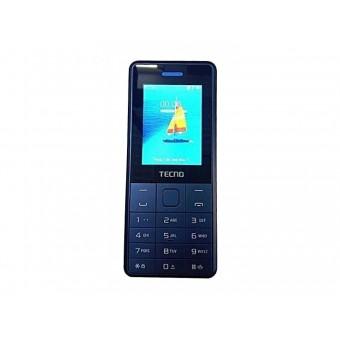 Зображення Мобільний телефон Tecno T372 TripleSIM Deep Blue