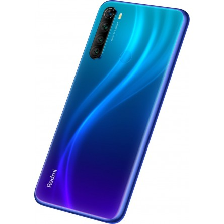 Изображение Смартфон Xiaomi Redmi Note 8 4/64 Gb Neptune Blue - изображение 7