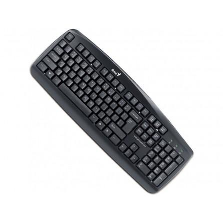 Зображення Клавіатура Vinga KB 110 BK Black - зображення 4