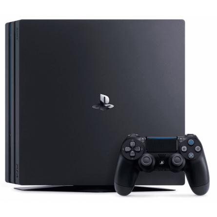 Зображення Ігрова приставка Sony PS 4 Pro 1 TB Black - зображення 9