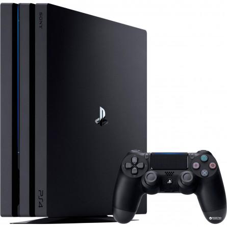 Зображення Ігрова приставка Sony PS 4 Pro 1 TB Black - зображення 2