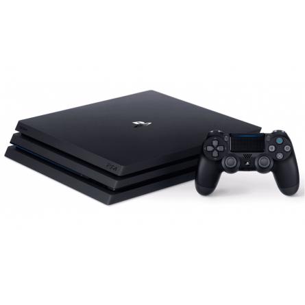 Зображення Ігрова приставка Sony PS 4 Pro 1 TB Black - зображення 3