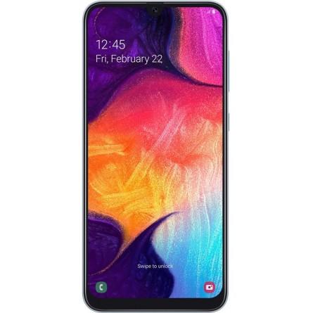 Изображение Смартфон Samsung Galaxy A 50 4/64 Gb White (A 505 F) - изображение 2