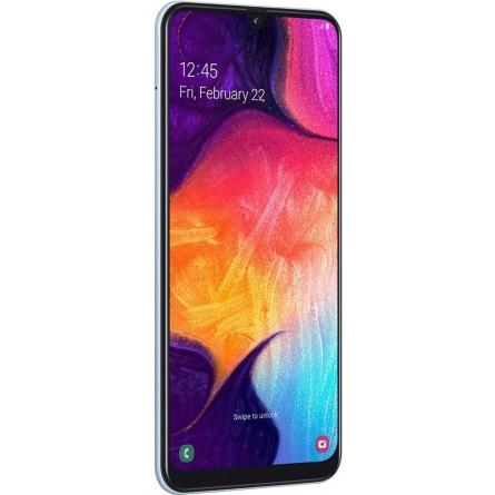 Изображение Смартфон Samsung Galaxy A 50 4/64 Gb White (A 505 F) - изображение 4