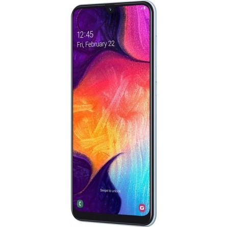 Изображение Смартфон Samsung Galaxy A 50 4/64 Gb White (A 505 F) - изображение 5