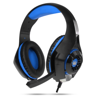 Зображення Навушники Crown CMGH-102T Blue