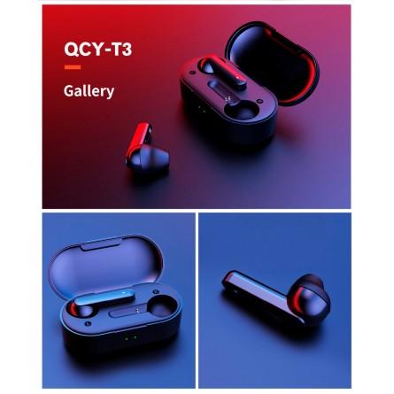Изображение Наушники Xiaomi QCY T3 TWS Black - изображение 3