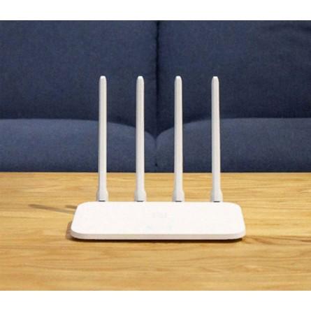 Зображення Маршрутизатор Xiaomi Mi WiFi Router 4A White - зображення 4