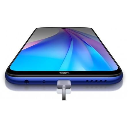 Зображення Смартфон Xiaomi Redmi Note 8 T 4/64 Gb Blue - зображення 4