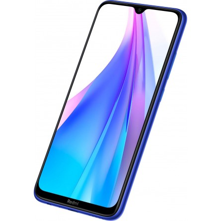 Зображення Смартфон Xiaomi Redmi Note 8 T 4/64 Gb Blue - зображення 7