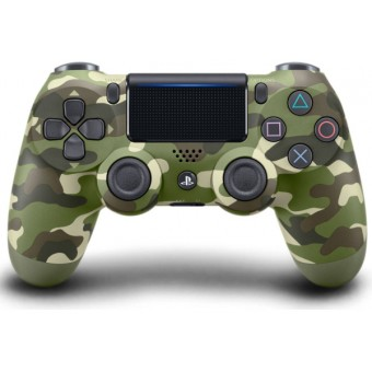 Зображення Геймпад Sony PlayStation DualShock 4 V2 Green Cammo