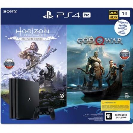 Зображення Ігрова приставка Sony PS 4 Pro 1 TB   GW   HZD - зображення 1