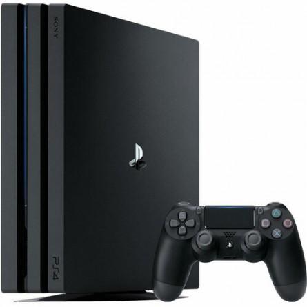 Зображення Ігрова приставка Sony PS 4 Pro 1 TB   GW   HZD - зображення 4