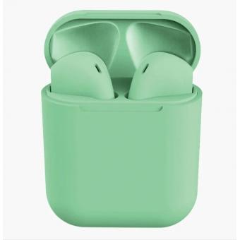 Зображення Навушники Air Pods I 12 TWS Pop Up Green