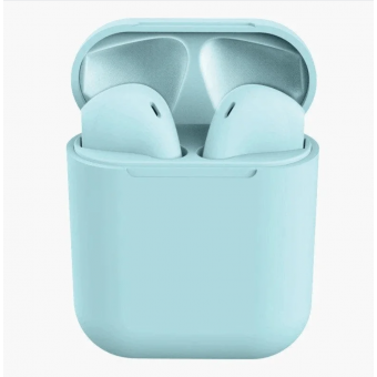 Изображение Наушники Air Pods I 12 TWS Pop Up Blue