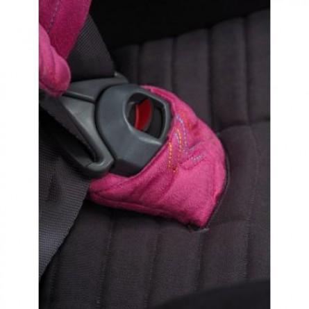 Изображение Автокресло Avionaut Glider Softy Черно-розовое - изображение 4