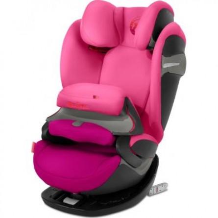 Изображение Автокресло Cybex Pallas S-fix Passion Pink - изображение 1