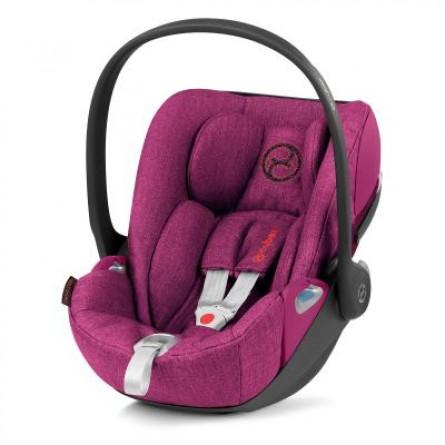 Изображение Автокресло Cybex Cloud Z i-Size Plus Passion Pink - изображение 1