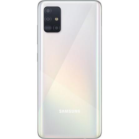 Зображення Смартфон Samsung SM-A515FZ (Galaxy A51 4/64Gb) White - зображення 7